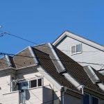 複雑な屋根