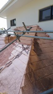 三角屋根2